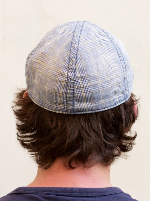 Stetson Texas Linen/Cotton Check