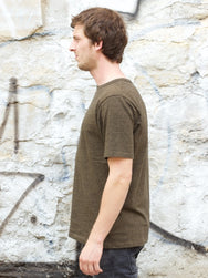 National Athletic Goods Athletic Tee Olive
