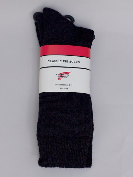 Red Wing Classic Rib Merino Socks