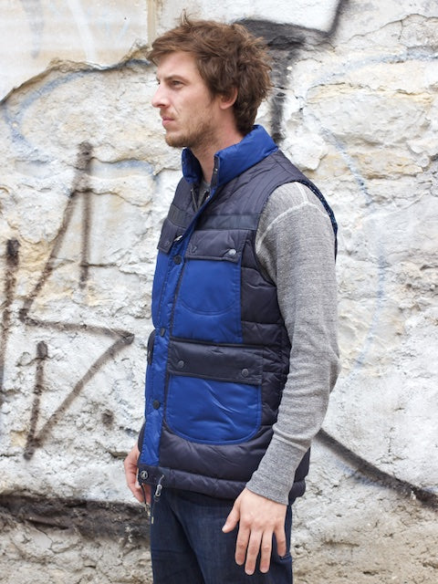 Barbour x White Mountaneering Raekawa Quilted Gilet