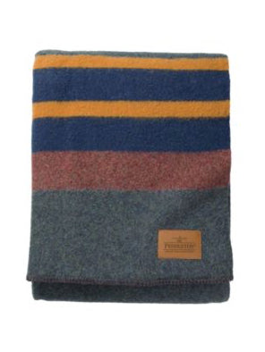 Pendleton Yakima Twin Camp Blanket Lake