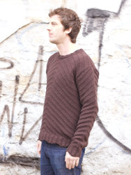 Indigofera Scarecrow Knit Brown