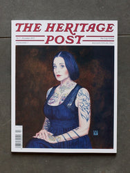 The Heritage Post Frau Edition - No.7 - November 2015
