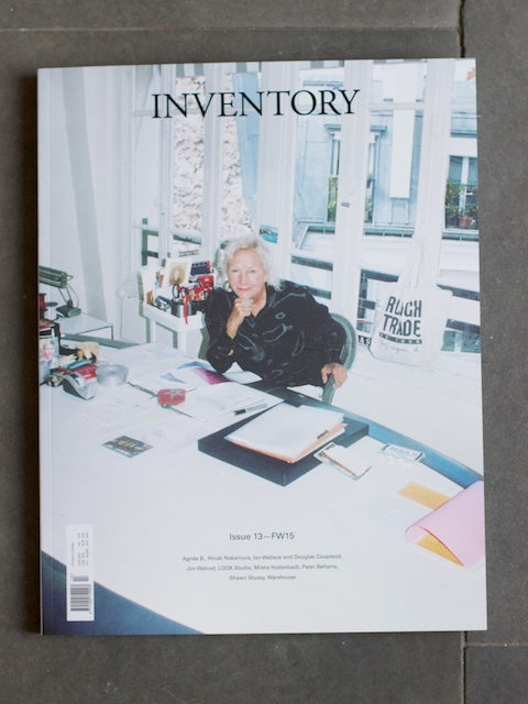 Inventory Magazine No.13 - FW15