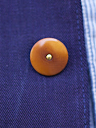 Soulive Indigo Chino Cover Jacket
