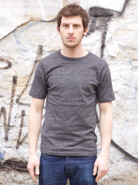 National Athletic Goods Athletic Tee Black Heather