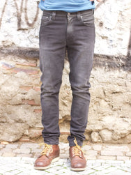Nudie jeans Lean Dean Black Changes