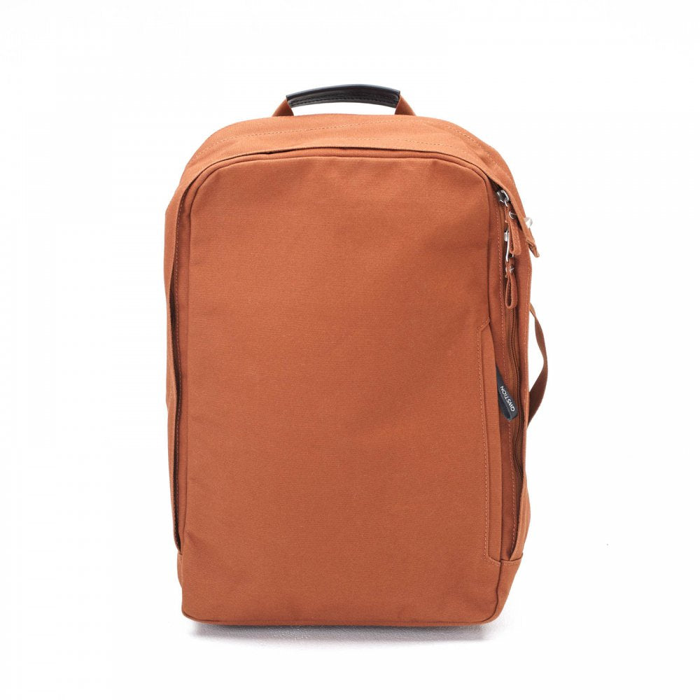 Qwstion Bags Backpack Organic Rust