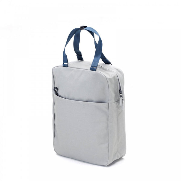 Qwstion Bags Simple Pack Organic Light Grey