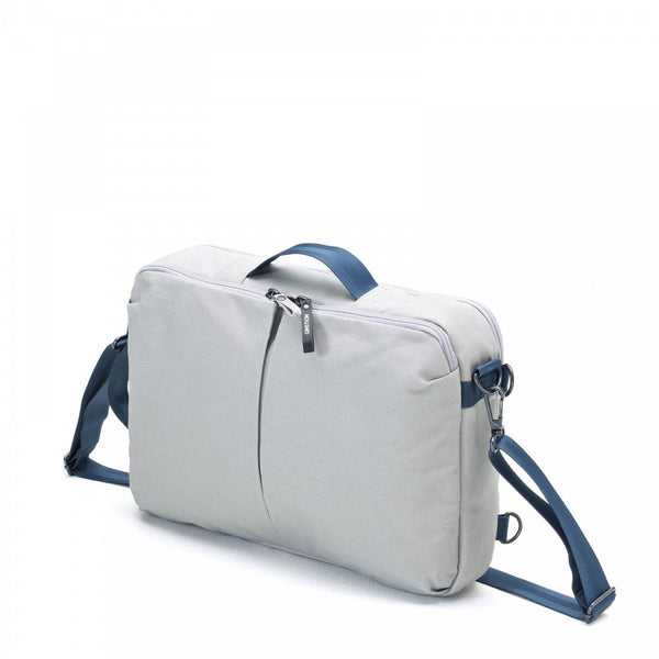 Qwstion Bags Simple Office Organic Light Grey