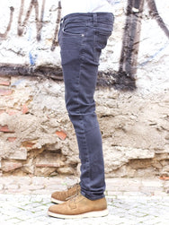 Nudie jeans Long John Grey on Grey
