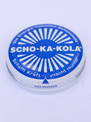 Scho-Ka-Kola Milk Chocolate Tin