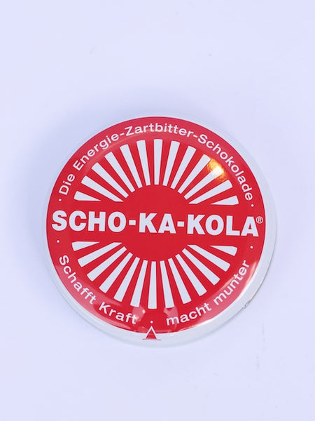 Scho-Ka-Kola Dark Chocolate Tin