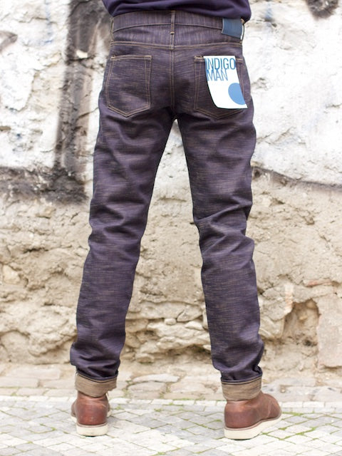 Japan Blue JB0626 - 18oz High Tapered