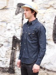 Stevenson Overall Co. CD-1IN Cody Shirt
