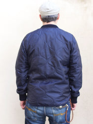 Eat Dust Clothing Frost Bite Jacket Navy/Red