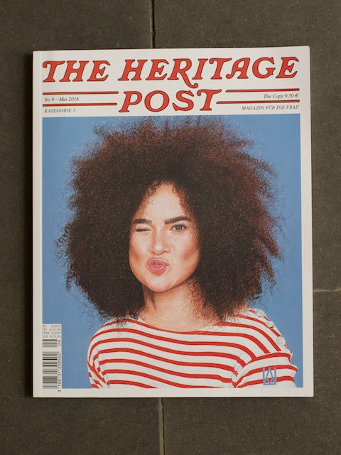 The Heritage Post Frau Edition - No.9 - Mai 2016