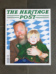 The Heritage Post No.18 - Juli 2016 English
