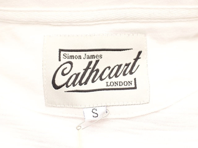 SJC Deco Polo Shirt Cream