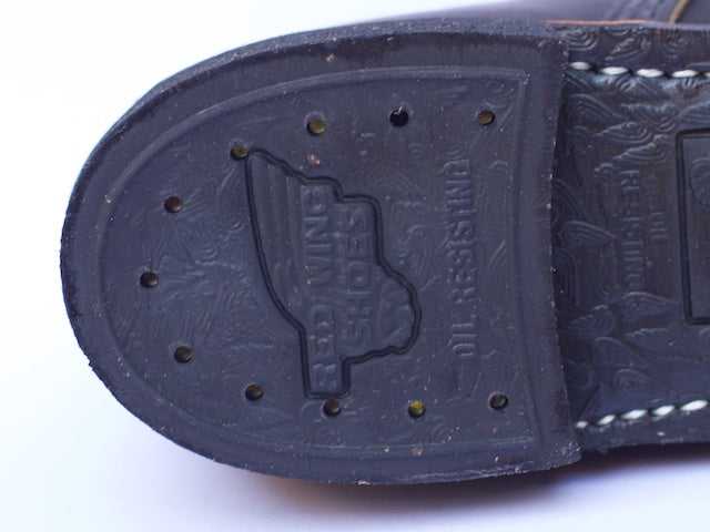 Red Wing Merchant Ebony Harness