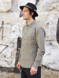 Hansen Garments Andreas Shirt, Moss