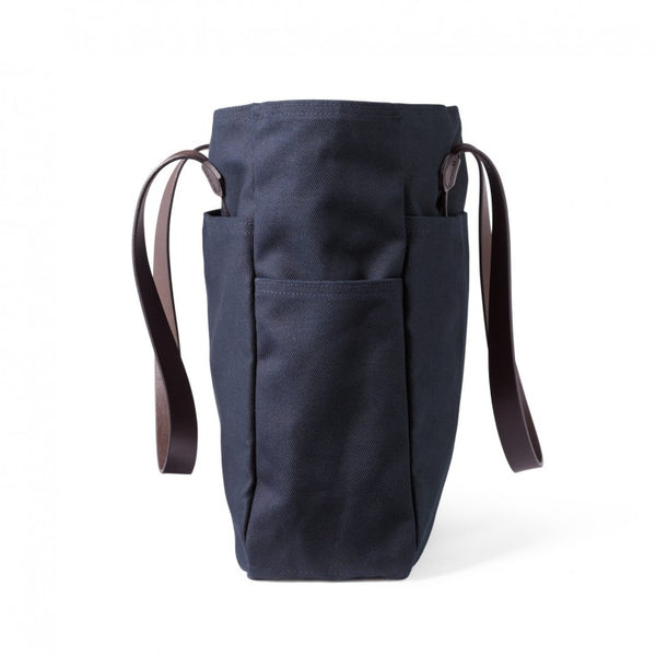 Filson Tote Bag Without Zipper Navy