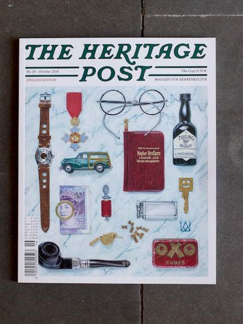 The Heritage Post No.19 - October 2016 English