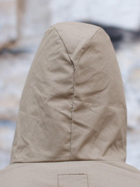 Runabout Goods Shelter Anorak Clay