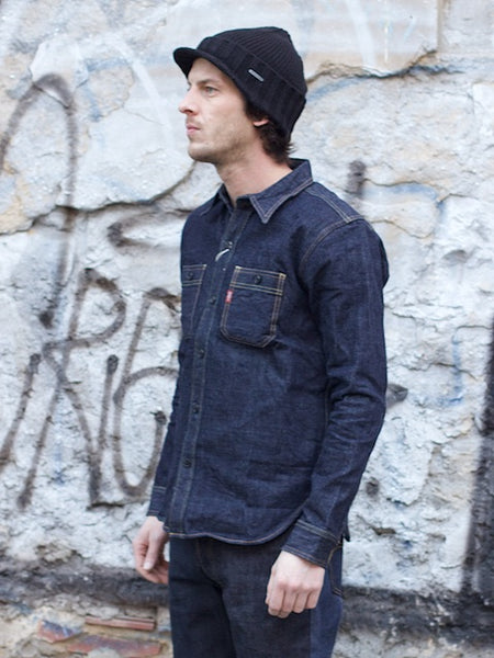 Studio d'Artisan D5335 Denim Shirt