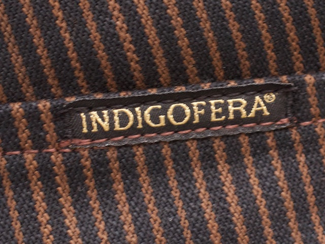 Indigofera Swearengen Brown/Black Hickory