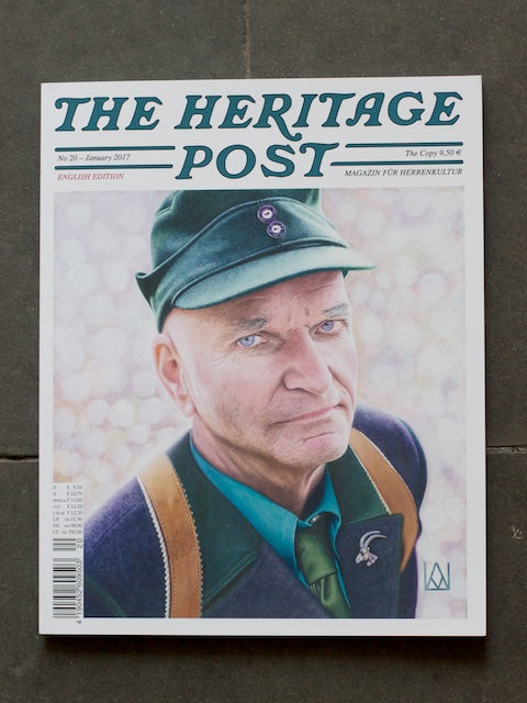 The Heritage Post No.20 - January 2017 English