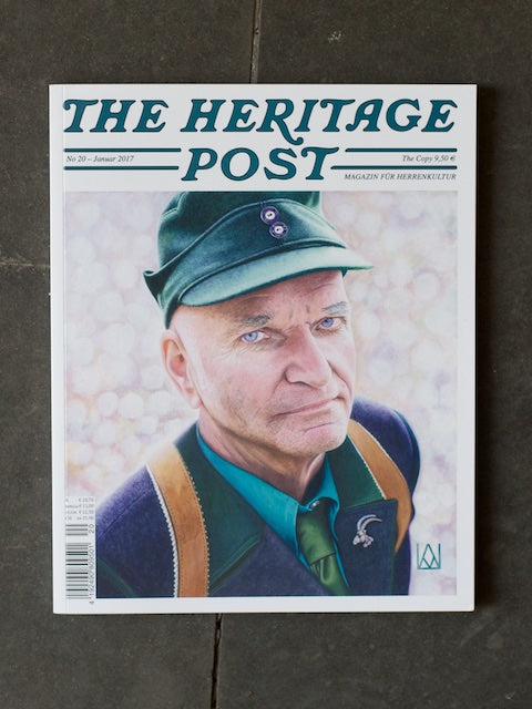 The Heritage Post No.20 - January 2017 Deutsch