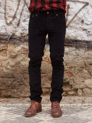 Nudie Jeans Grim Tim Black Cord