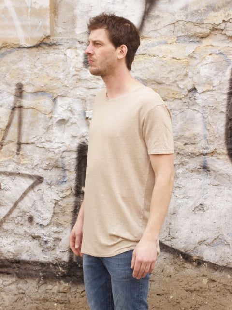 Nudie Jeans Olle Linen Sand