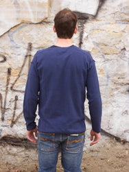 Nudie Jeans Tomas Recycled Denim Navy