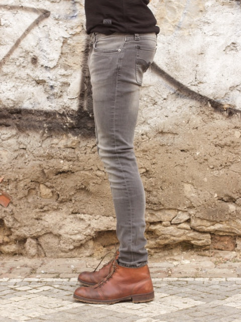 Nudie Jeans Skinny Lin Rough Stone