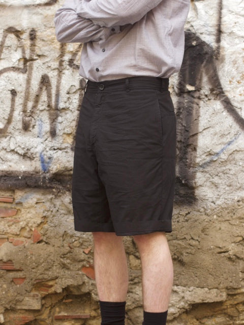Hansen Garments Bertil Shorts, Black