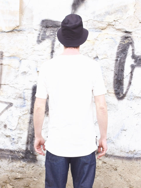 Hansen Garments Jonatan Pocket Tee, White