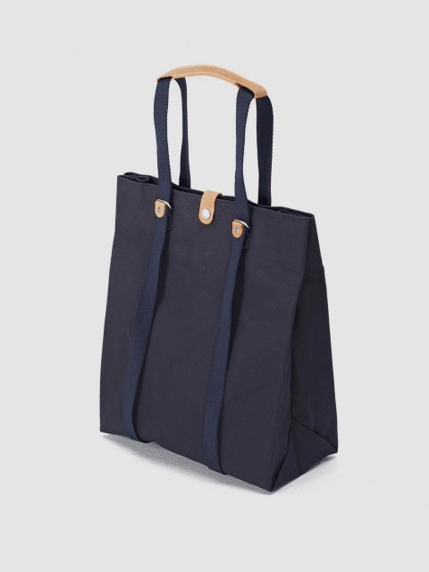 Qwstion Bags Shopper Organic Navy