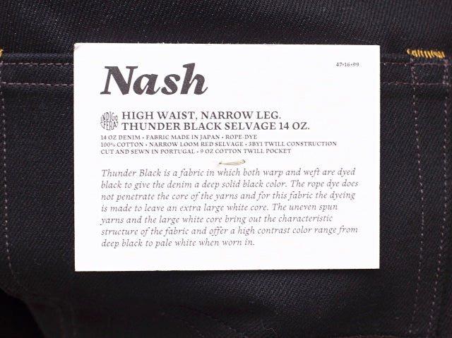 Indigofera Nash Thunder Black
