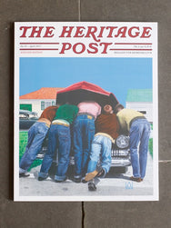 The Heritage Post  No.21 - April 2017 English
