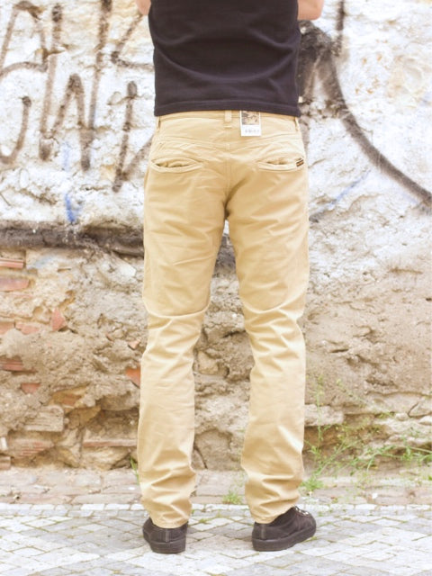 Nudie Jeans Slim Adam Beige