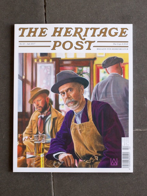 The Heritage Post No.22 - July 2017 Deutsch