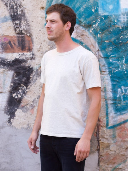 Runabout Goods Simple Tee Oatmeal