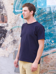 Runabout Goods Simple Tee Navy