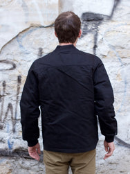 Wrenchmonkees Reversible Jacket, Jet Black