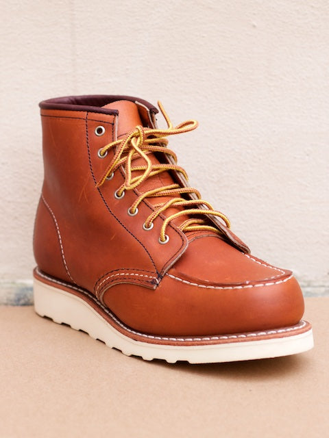 "Red Wing 6"" Moc-Toe Oro-Legacy (3375)"