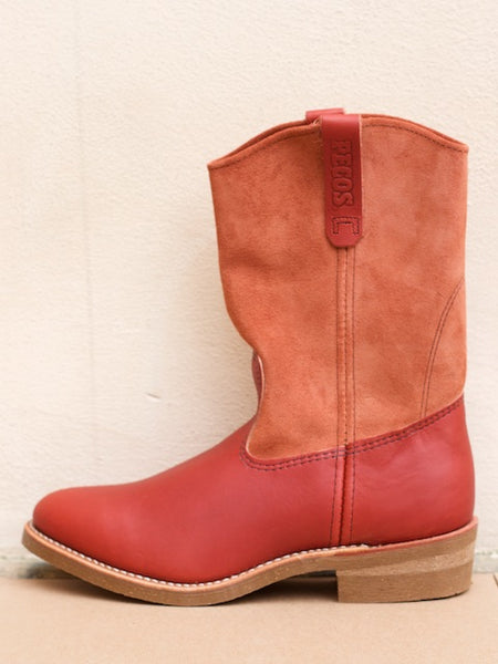 Red Wing x Eat Dust Pecos (4327)