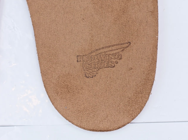 Red Wing Shaped Comfort Footbed