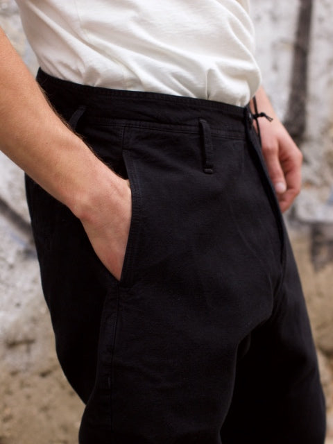 Hansen Garments Otto Driving Pants, Black